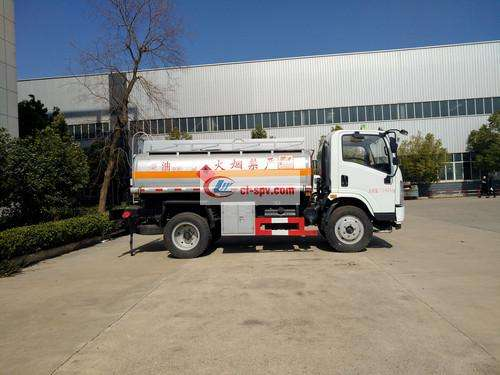 Shaanxi Automobile Xuande 8 square 6 ton fuel tank truck picture