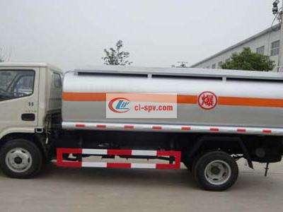 东风 small 3吨油罐车图片