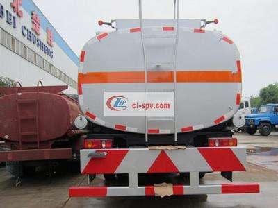 东风天锦14吨运油车油罐车图片
