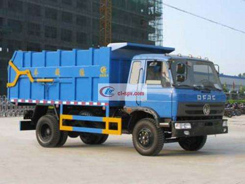 Picture of Dongfeng 153 Docking Garbage Truck