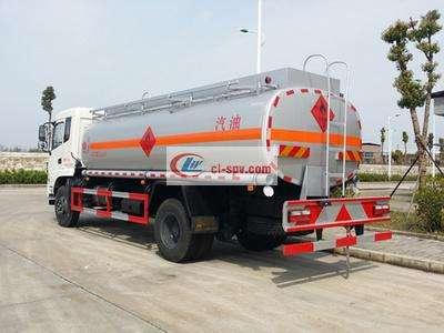 东风专底12吨加油车图片