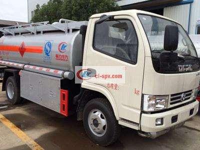 东风多拉卡5吨加油车图片