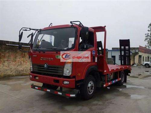 Sinotruk Ace Flatbed Transporter Picture
