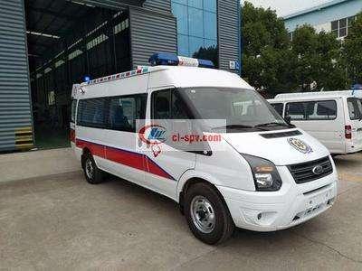 福特救护车新世代V348(短轴)救护车图片