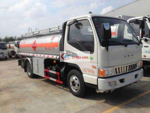 Picture of JAC Junling 5 Ton Refueling Truck