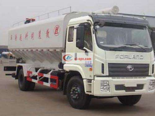 Foton Times Bulk Feed Transport Truck Picture