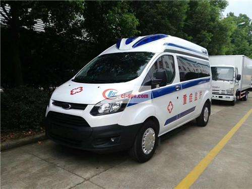 Picture of Ford Ambulance Ford New Transit Ambulance (Guardian Type/Transport Type)