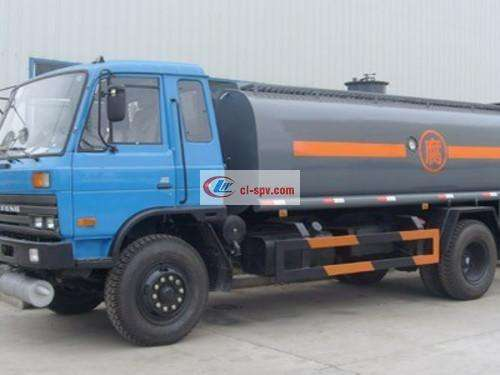 Dongfeng 145 Chemical Liquid Transporter Picture