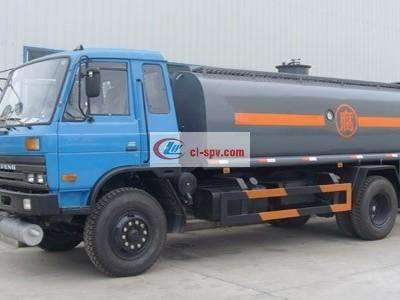 Dongfeng 145 chemical liquid transport truck