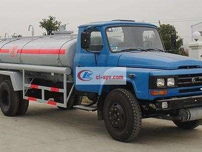 东风尖头化工液体运输车图片