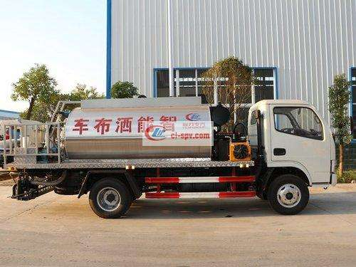 Dongfeng 4 party asphalt distributor picture