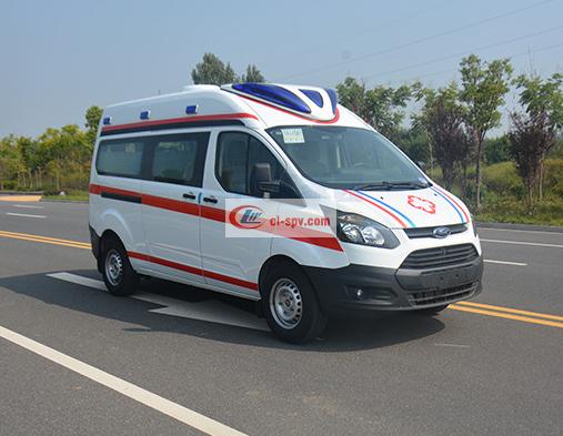 福特V362短轴救护车 (6)