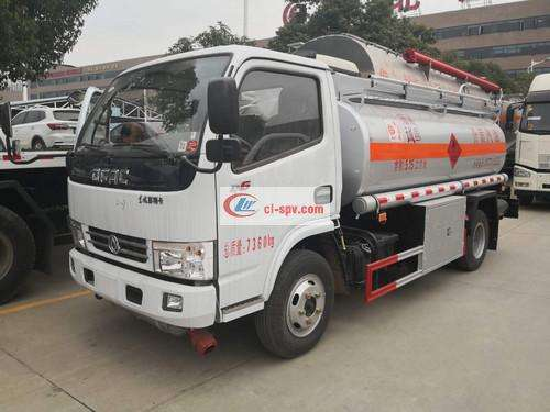 Dongfeng Duolika 4T-5T Fuel Truck Picture