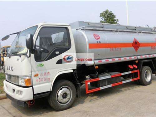 Picture of JAC Junling 7 Ton Refueling Truck
