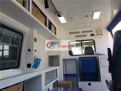 大众救护车进口大众凯路救护车图片