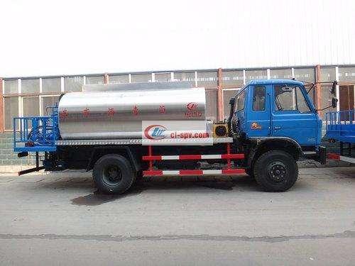Dongfeng 8 Ton Asphalt Distributor Picture