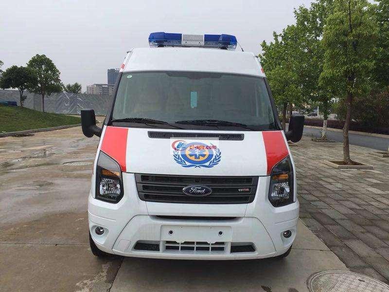 福特V348长轴救护车 (6)