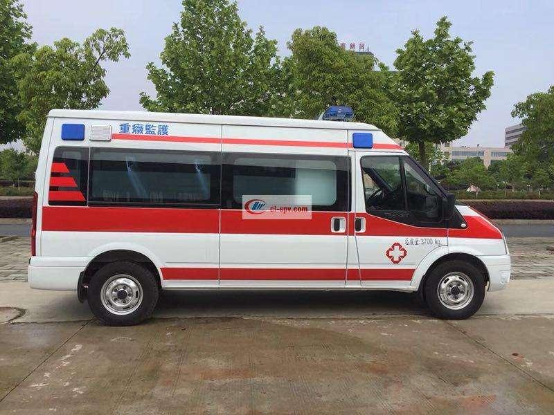 福特V348长轴救护车 (4)