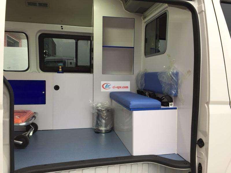 福特V348长轴救护车 (2)