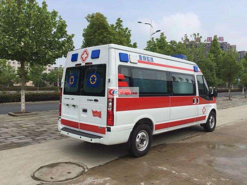 福特V348长轴救护车 (5)