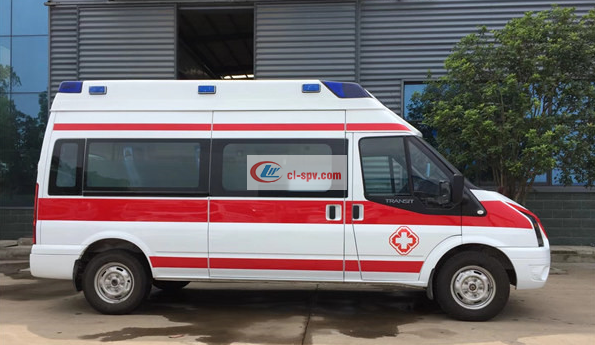 福特V348长轴高顶救护车 (2)