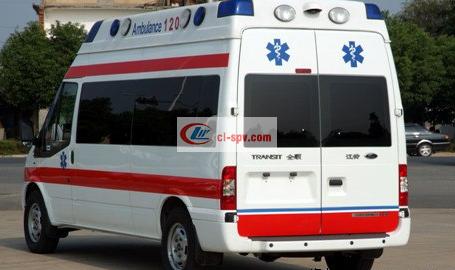 福特V348长轴高顶救护车 (1)