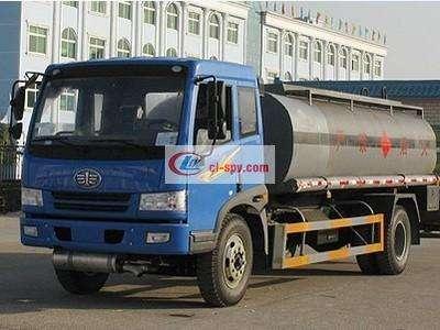 解放单桥化工液体运输车2图片