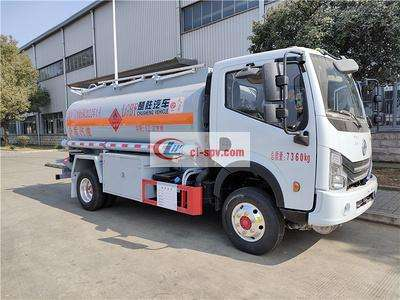 国六五吨流动加油车图片