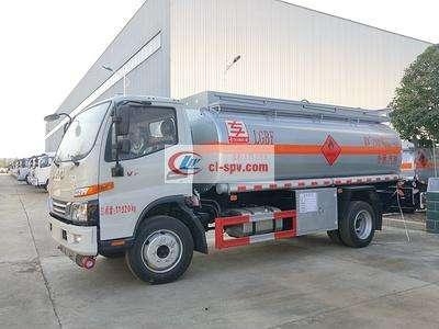 江淮8吨流动加油车图片