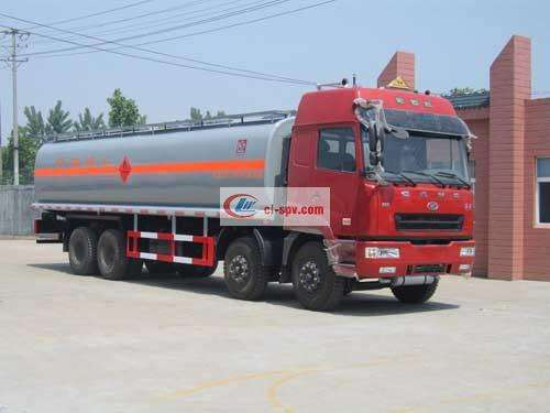 Valin Star first four and eight chemical liquid transport truck pictures