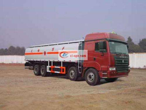 Steyr first four and eight chemical liquid transport truck pictures