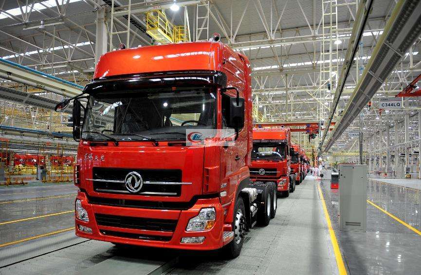 Introduction of Dongfeng Truck