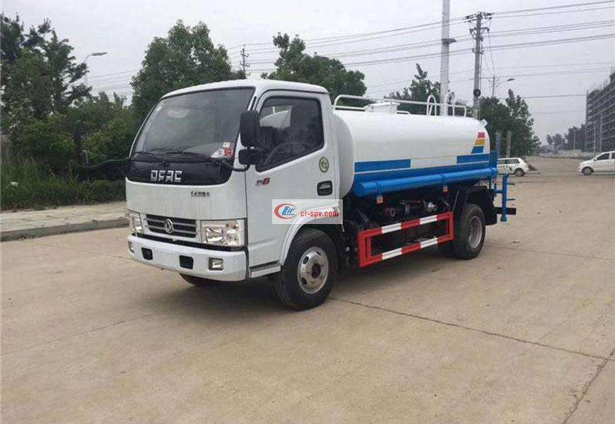 Dongfeng Dolica D6 water truck