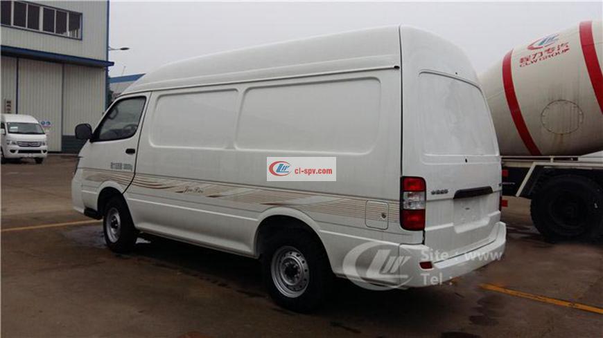 金杯SY5033XLCL-D5SBH冷藏车