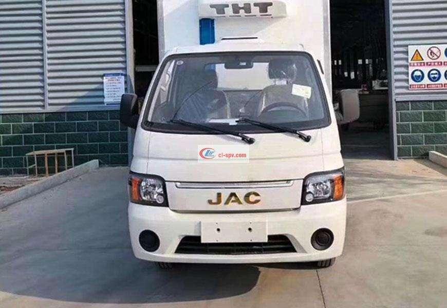 江淮康铃X5冷藏车图片