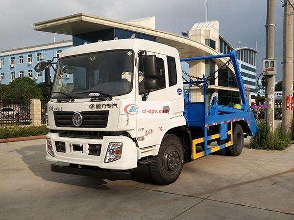 Dongfeng 12 cbm skip loader