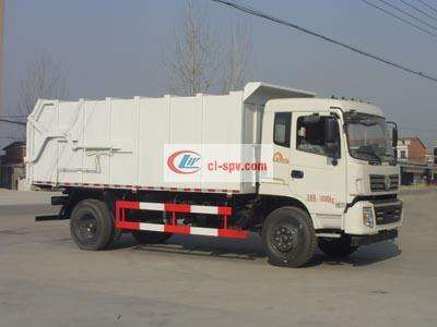 东风压缩式垃圾车(CLW5160ZDJT5)
