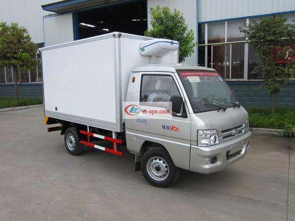 福田驭菱冷藏车