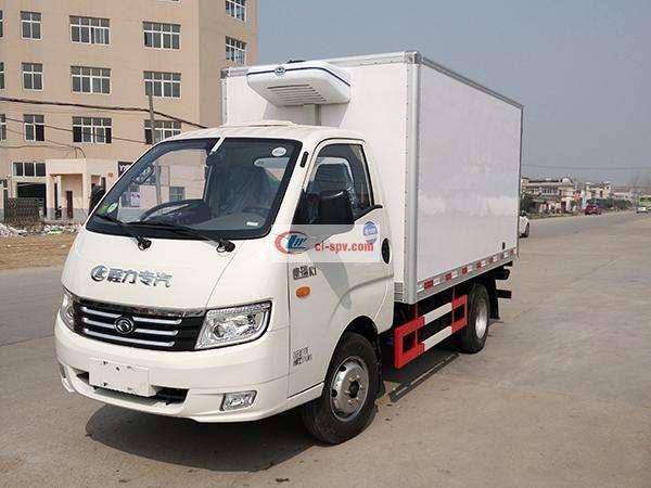 福田康瑞K1型冷藏车