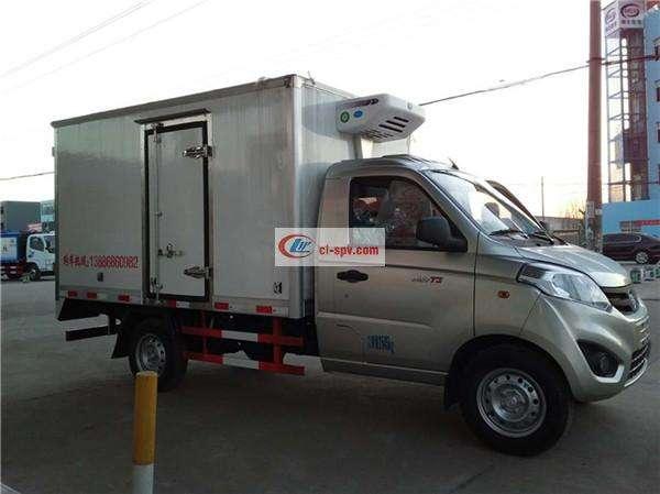 福田伽途(T3)欧五排放冷藏车(BJ5036XLC-A1)