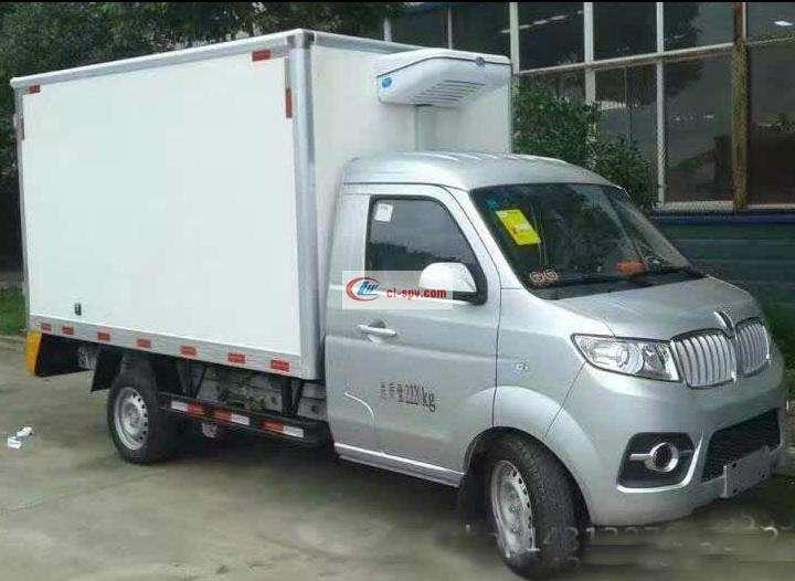 金杯欧五排放冷藏车(SY5020XLC-YC5AP)