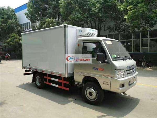 福田驭菱冷藏车(BJ5020XLC-AA)