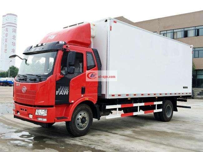 解放J6冷藏车(CA5160XLCP62K1L5A2E5)