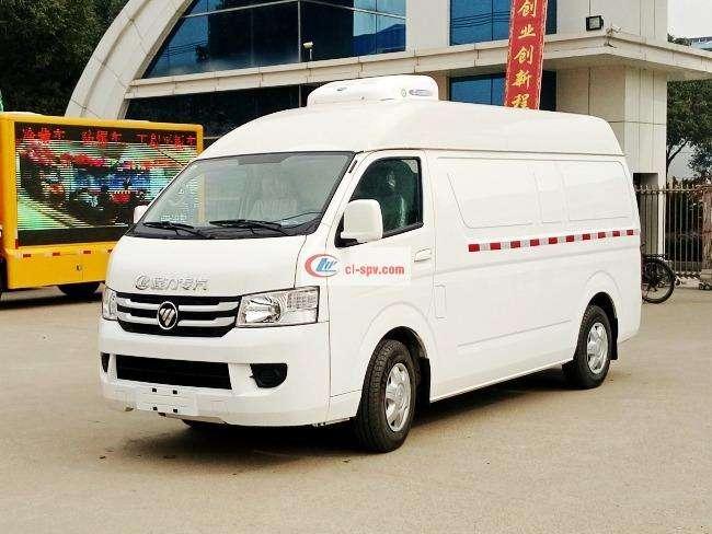 福田G7面包冷藏车(BJ5039XLC-C5)