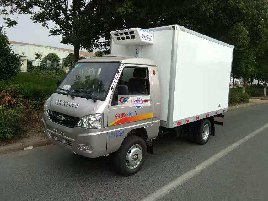凯马后双轮冷藏车(KMC5033XLCQ28D5)