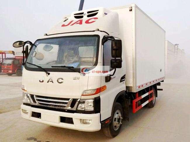 江淮骏铃冷藏车(HFC5045XLCP92K1C2V)