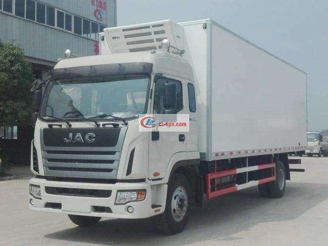 K6江淮格尔发HFC5161XLCP3K1A57V冷藏车