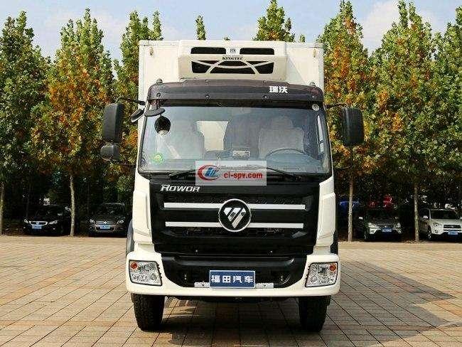 福田瑞沃BJ5166XLC-1冷藏车