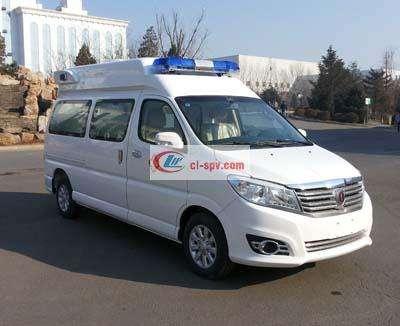 Jinbei Ge Ruisi Ambulance car